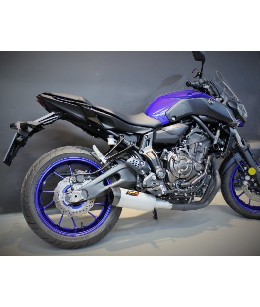 EXHAUST YAMAHA XSR 700 i e  '16-'19 FULL EXHAUST SYSTEM [XR