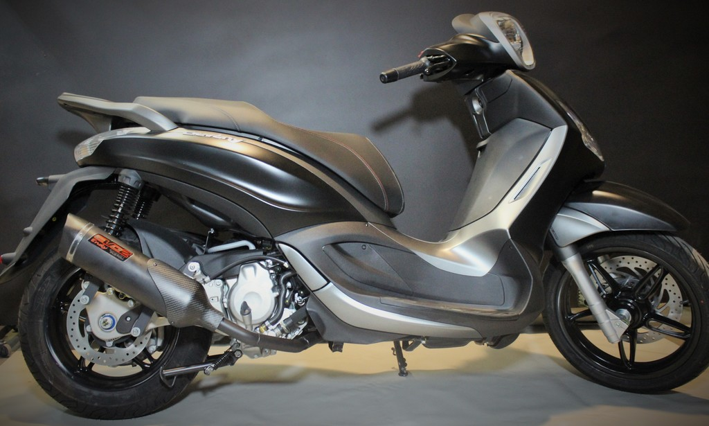 escape piaggio beverly 350 i.e. '12-'19