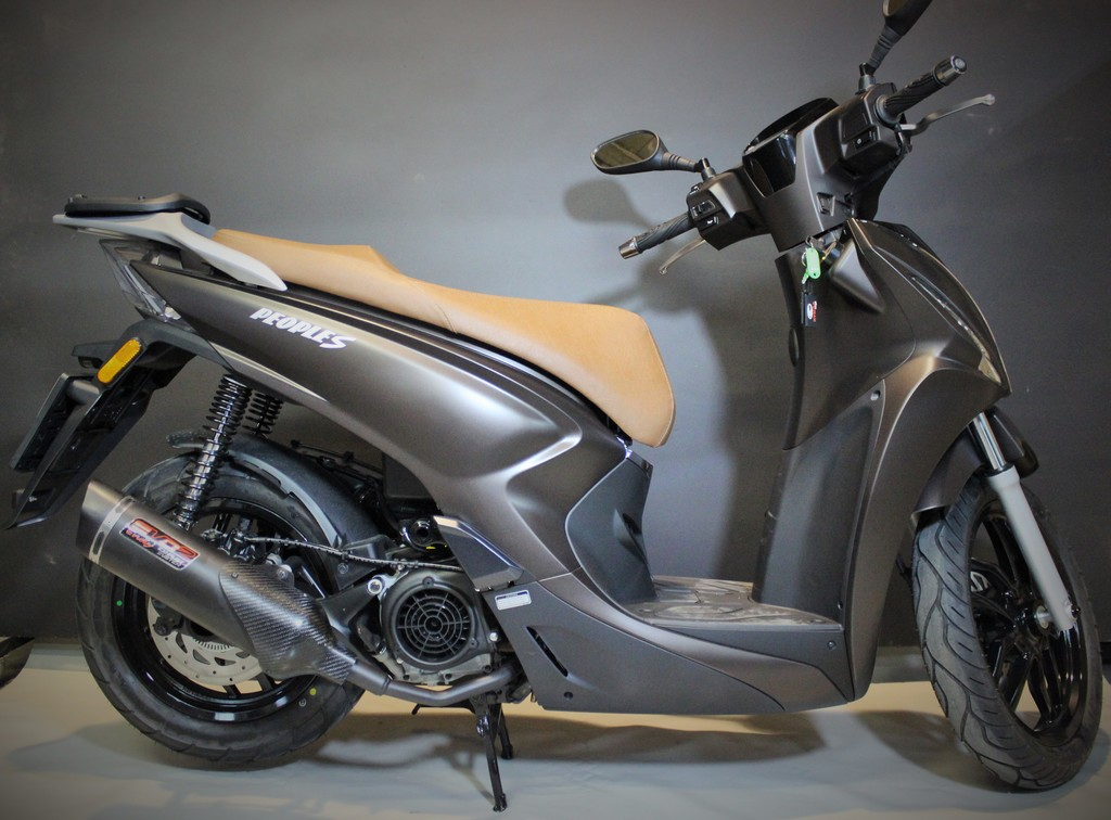 escape kymco people s 125 i.e. '18-'19
